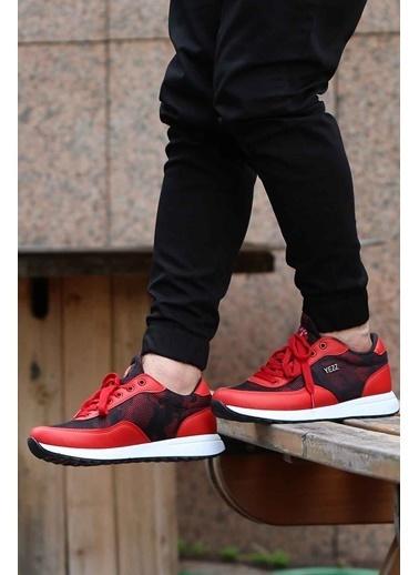 Madmext Sneakers Bordo